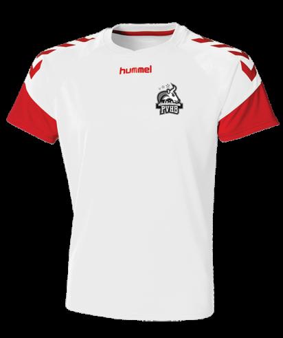 Maillot hummel pouzauges vendee handball hummel