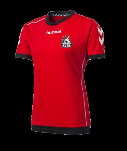 Maillot saga hummel pouzauges vendée handball féminines femmes lady