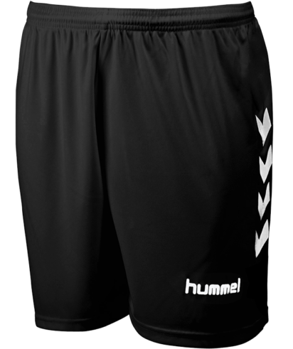 Short hummel noir pouzauges vendee handball