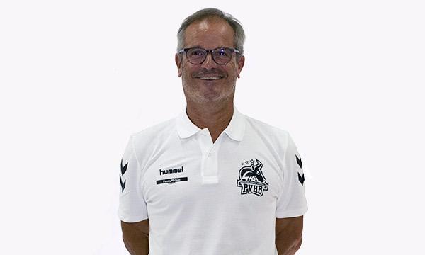 alain caignon president pouzauges vendee handball