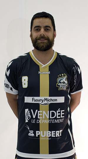 braud mathieu pouzauges vendee handball
