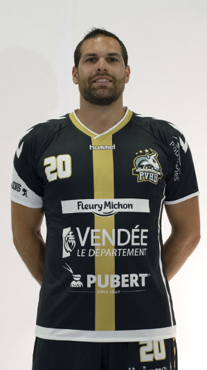 antony collet pouzauges vendee handball