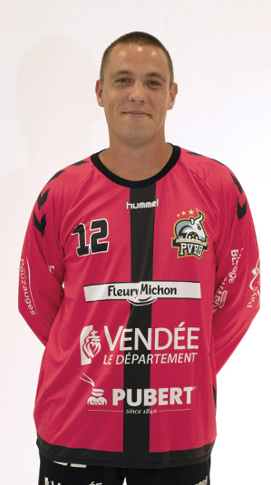julien chaudet pouzauges vendee handball