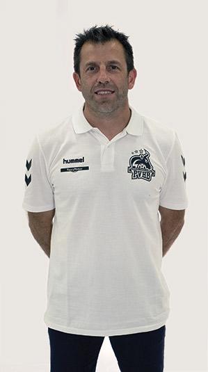 jean-rene ragon coach equipe pouzauges vendee handball