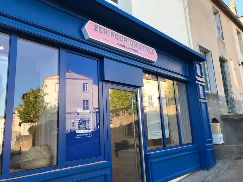 Salon de coiffure Zen pour un Style