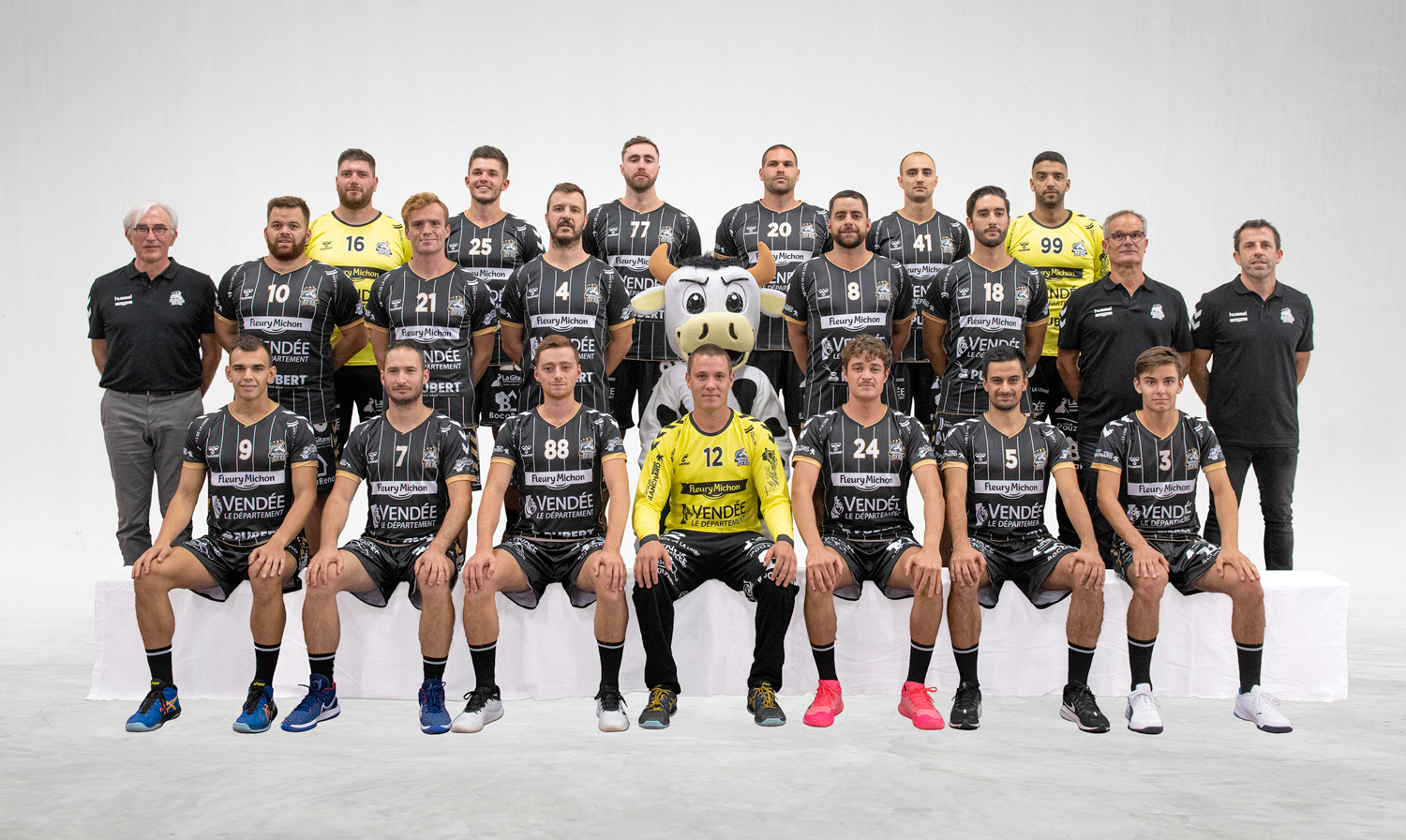 photo officielle pouzauges vendee handball