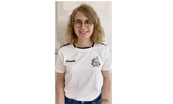 Léa cousin apprentissage Pouzauges Vendée Handball