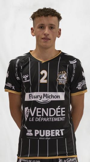 Laine Louis Pouzauges Vendée Handball (PVHB)