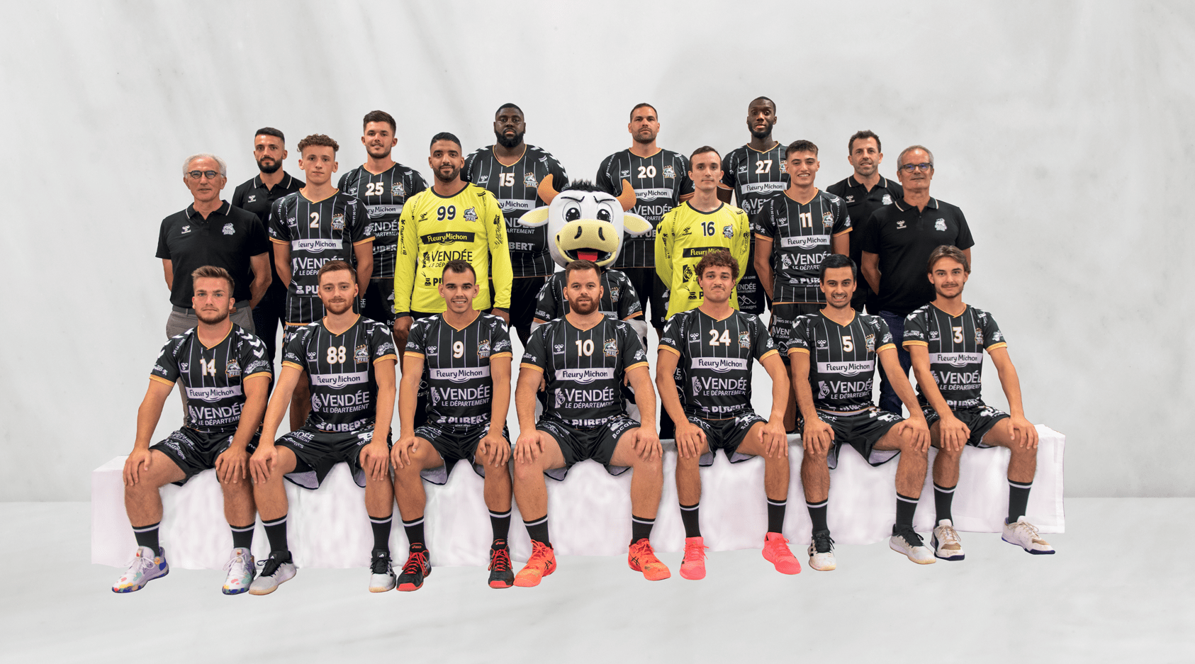 pouzauges vendee handball effectif pvhb