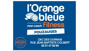 Orange Bleue partenaire du pouzauges vendée handball