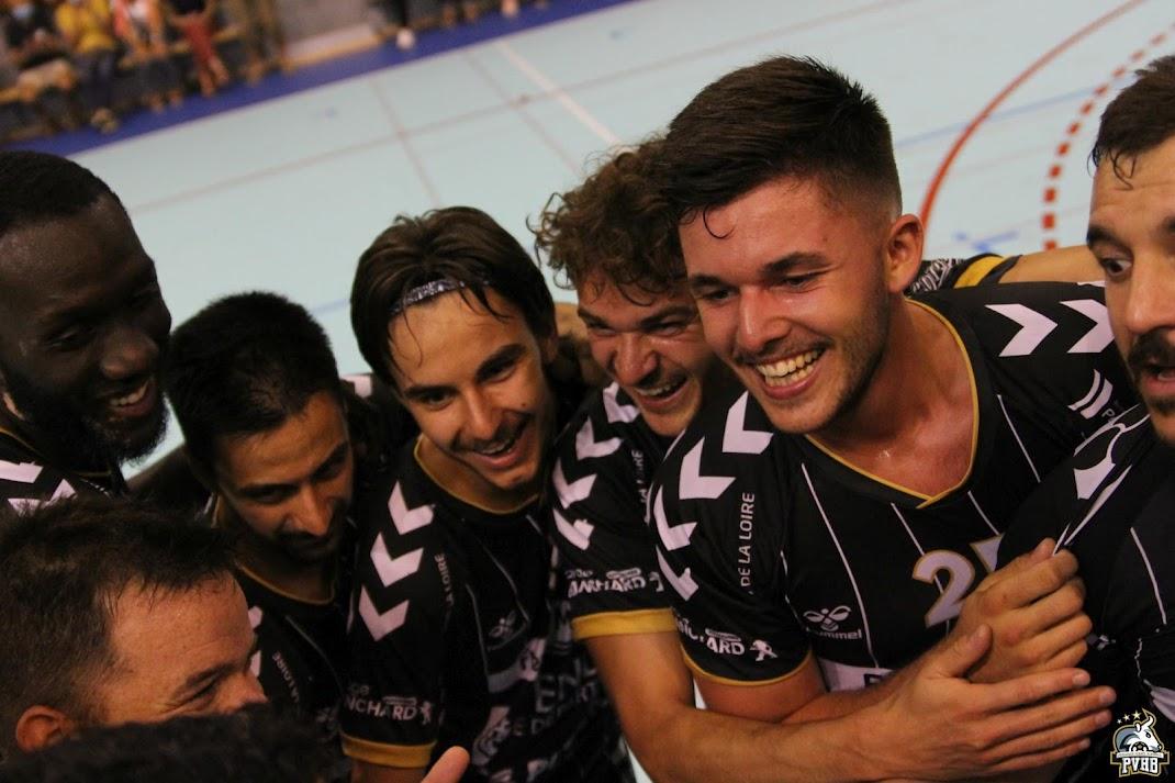 pvhb pouzauges vendee handball nationale1