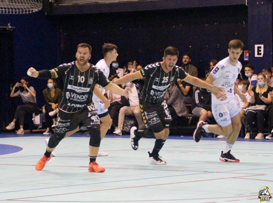 la furia vendéenne pouzauges vendee handball